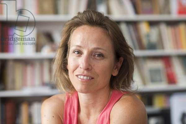 Portrait of Flore Vasseur 12/06/2015