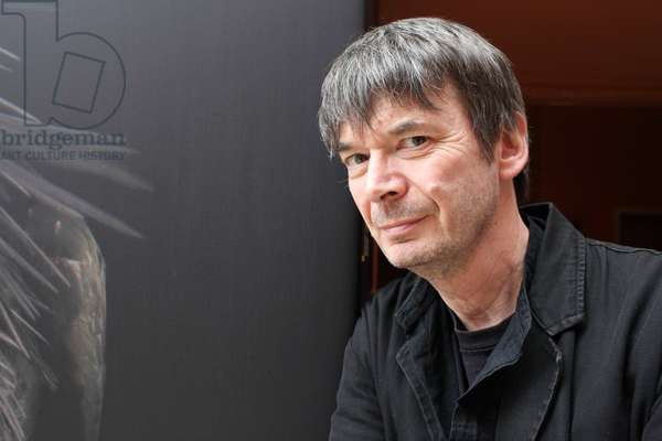 Portrait of Ian Rankin 17/03/2018