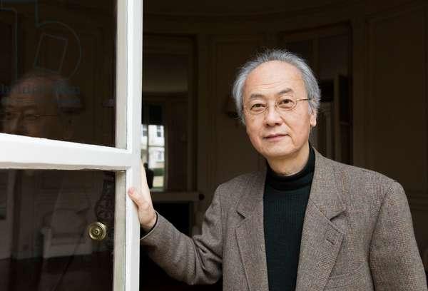 Portrait of Akira Mizubayashi 06/03/2017