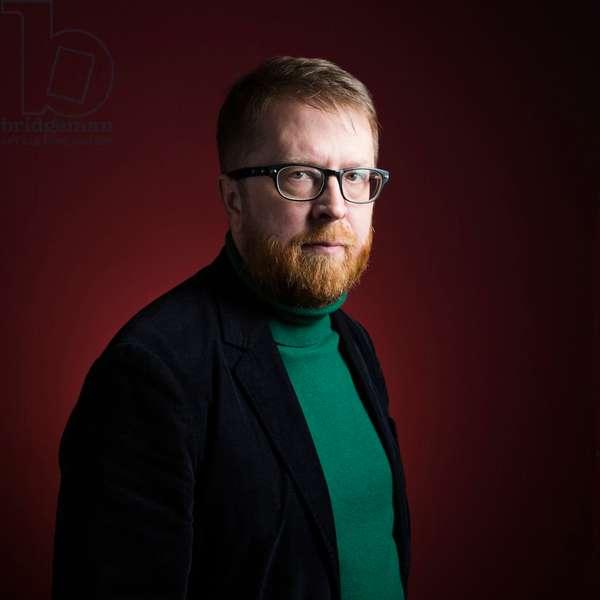 Portrait of Andrei (Valerievitch) Guelassimov 16/03/2018