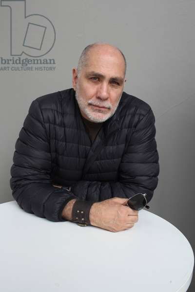 Portrait of Guillermo Arriaga Jordan (actor, producer, director) 12/05/2018