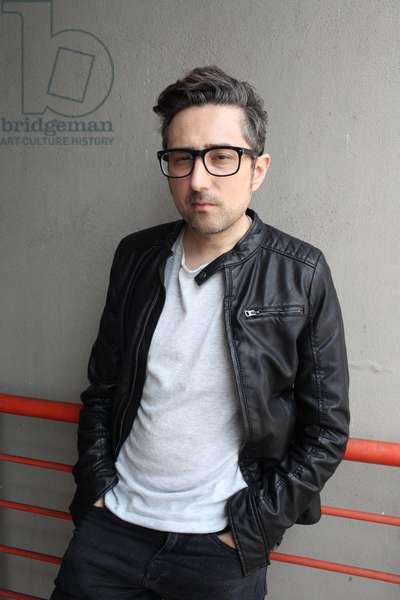 Portrait of Patricio Pron 12/05/2018