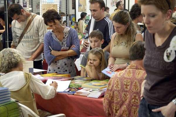 FESTIVAL MOUANS SARTOUX 2006 JEUNESSE - Date: 20061007