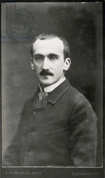 Henri BERGSON - Date : 18860601