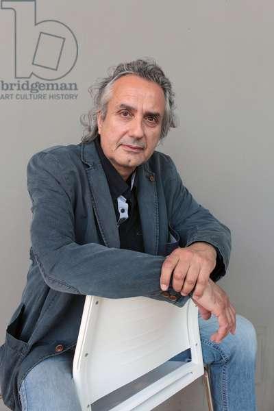 Portrait of Friedrich Ani 16/05/2015