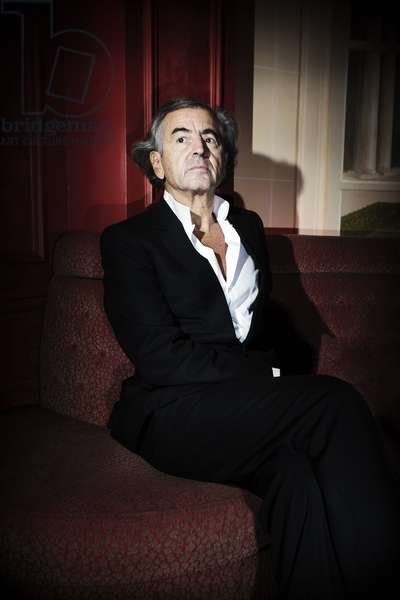 LEVY Bernard Henri (Bernard-Henri) - Date: 20121009
