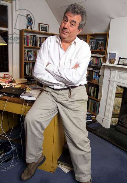 Portrait de TERRY JONES