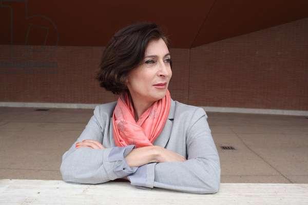 Portrait of Parisa Reza 19/03/2017