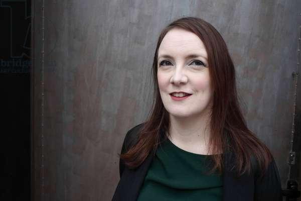 Portrait of Lisa McInerney 12/05/2018
