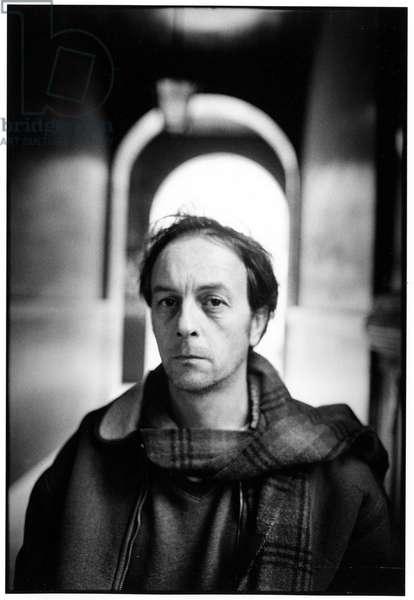 Hubert Mingarelli Paris 2002