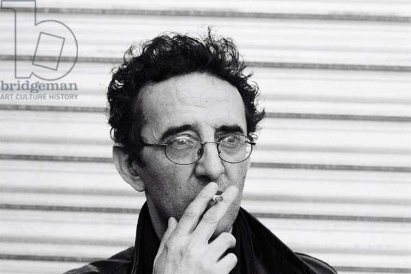 Portrait of Roberto Bolano - March 2003