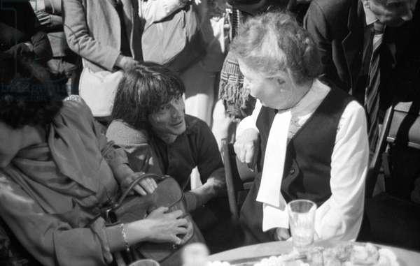 De BEAUVOIR Simone et GLUCKSMANN Andre - Date: 19770621