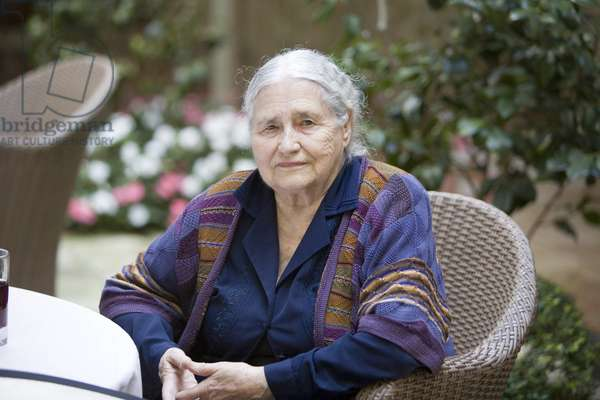 LESSING Doris - Date : 20070915