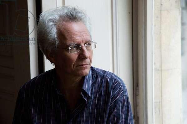 Portrait of Jean-Luc (Jean Luc) Porquet - November 2016