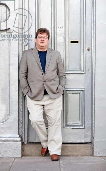 Portrait of Writer John Burnside, May 2011