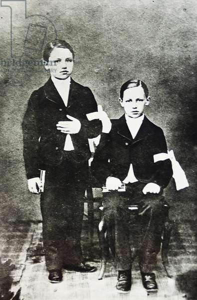 RIMBAUD Arthur et Frederic