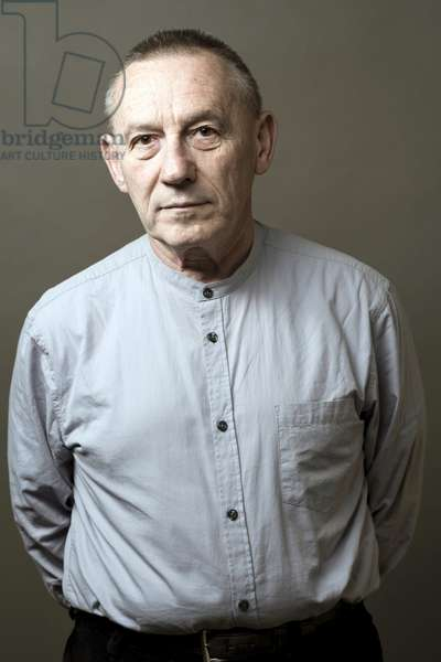 Portrait of Yves Michaud (philosopher) 28/01/2014