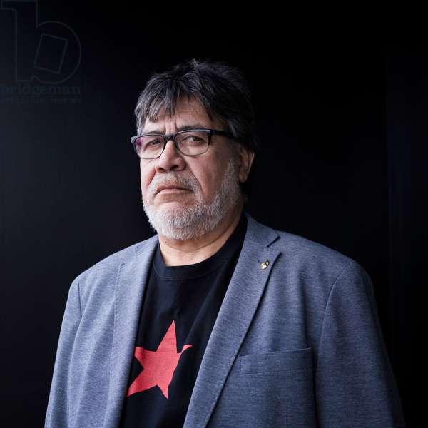 Portrait of Luis Sepulveda 04/06/2017