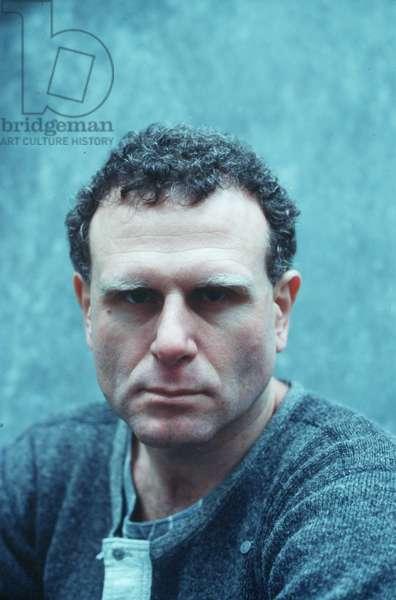 Portrait of Klaus Rinke (artist) 1985