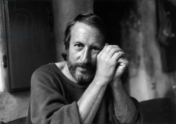 Portrait du photographe Enzo Nocera (1944-1993)