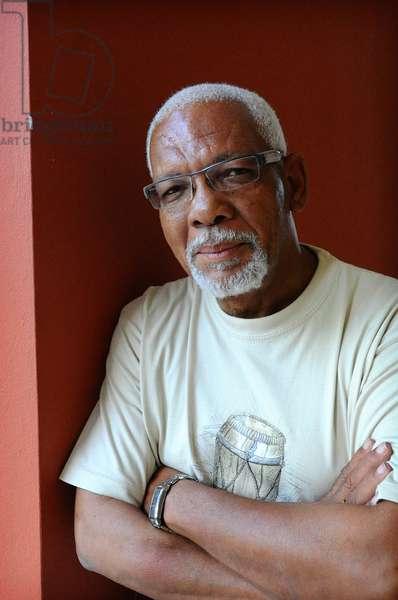 Portrait of Ernest Pepin in January 2012.