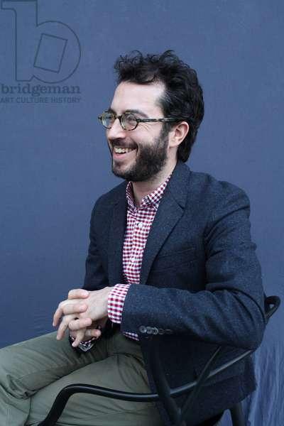 Portrait of Jonathan Safran Foer 17/02/2017