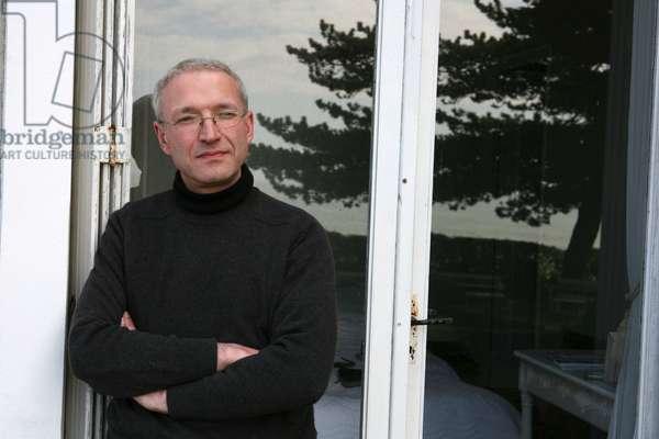Portrait of Pierre Bouretz 15/04/2006
