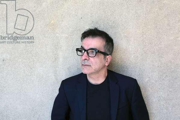 Portrait of Marcello Fois 26/06/2015