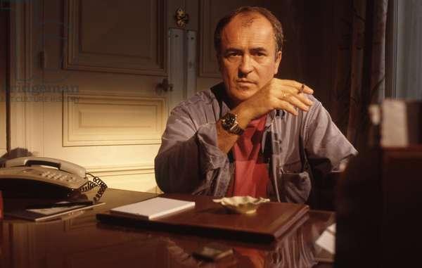 Bernardo Bertolucci, 1990 (photo)