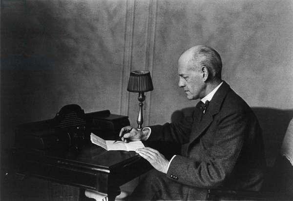 GALSWORTHY John - Date: 19170207