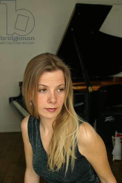 REGZA Anne Laure (Anne-Laure) - Date : 20030414