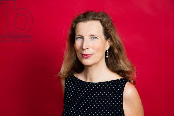 Portrait of Catherine Cusset 02/10/2017