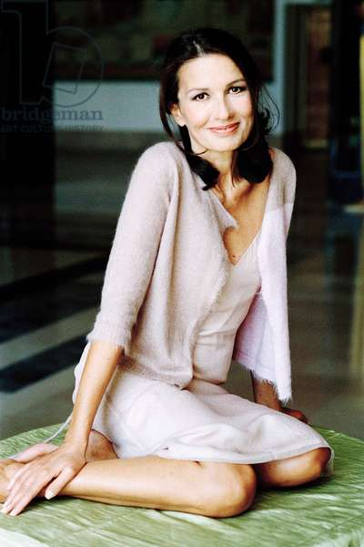 Portrait of Ludmila Mikael (actress) - September 2000