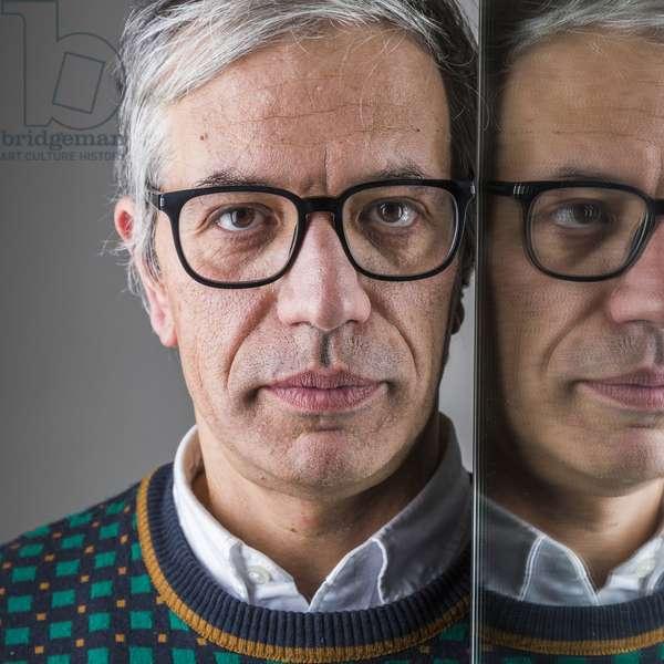 Portrait of Gaspard Delanoe (pen name) (artist) 05/12/2016