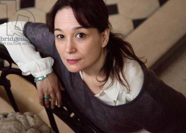 Portrait of Laura Alcoba 04/01/2017
