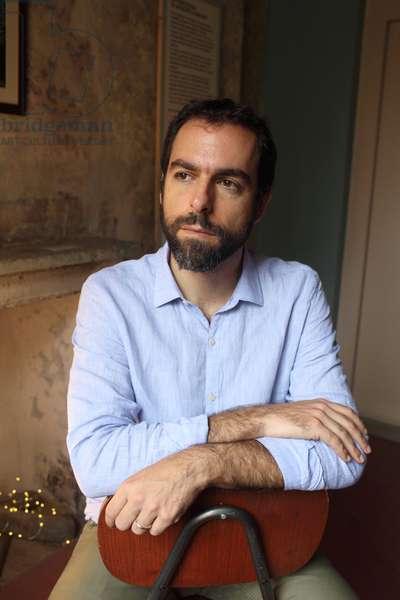 Portrait of Daniel Galera 30/05/2018