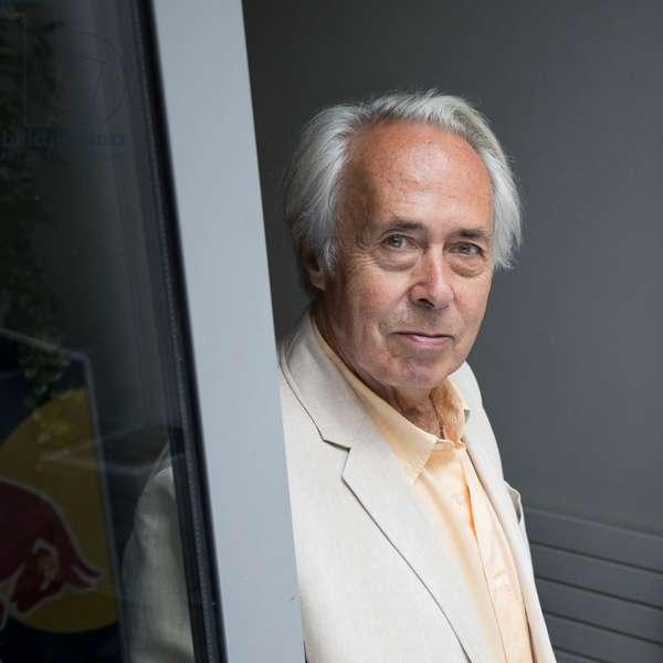 Portrait of Alain Caille (sociologist) 05/07/2018
