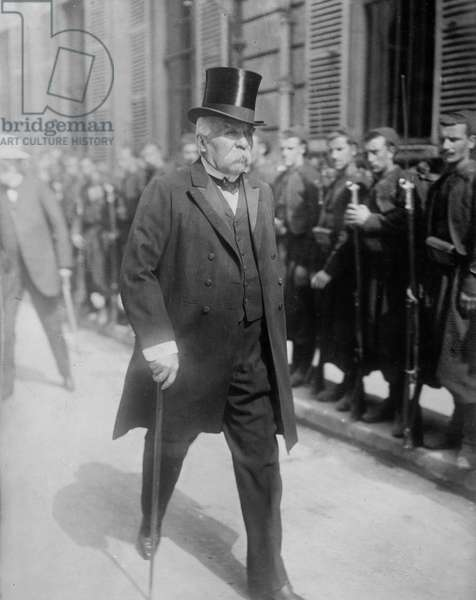 CLEMENCEAU Georges - Date: 19171126