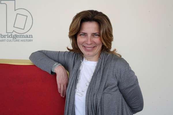 Portrait of Raffaella Romagnolo 19/05/2013