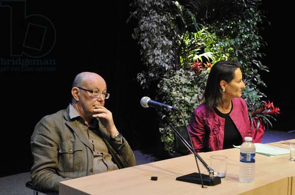 ( Jean-francois ) KAHN Jean Francois et ROYAL Segolene - Date: 20080610
