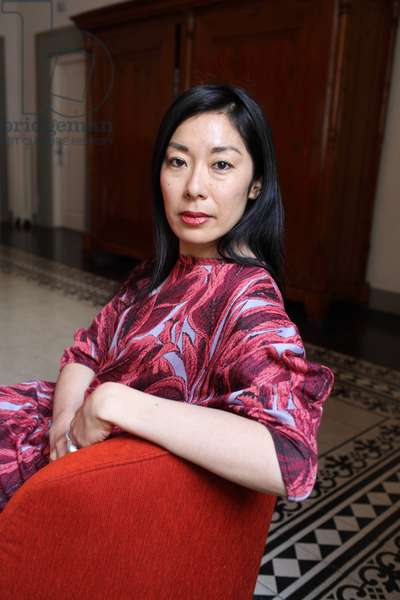 Portrait of Katie Kitamura 04/05/2018