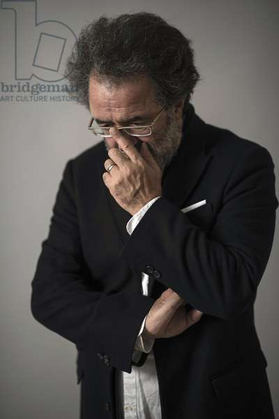 Portrait of Pascal Convert (artist) 03/19/2013