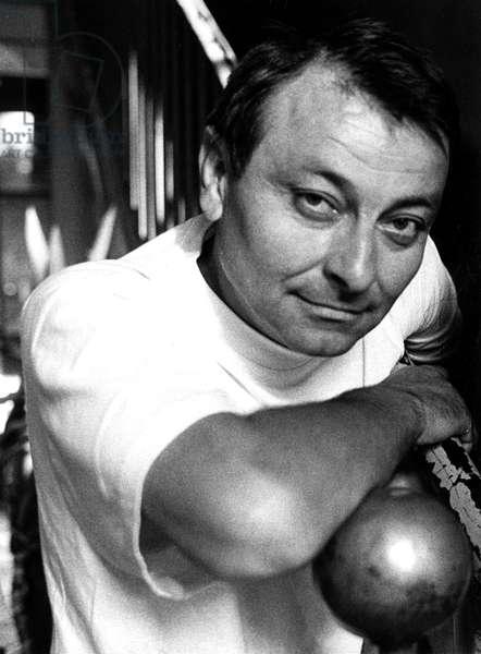 Cesare Battisti in July 2003.
