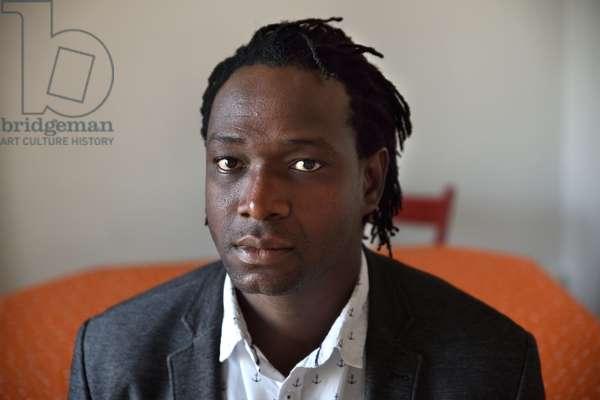 Portrait of Nehemy Pierre-Dahomey (Pierre Dahomey) - Haitian writer