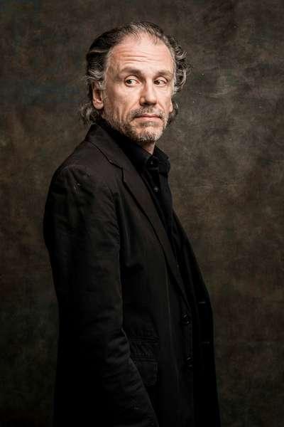 Portrait of Simon Liberati 04/04/2016