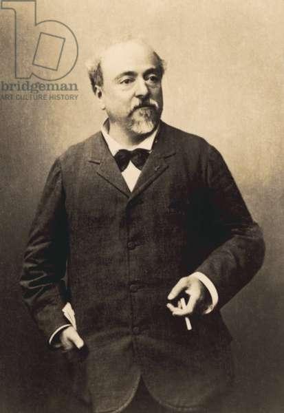 CHABRIER Emmanuel par BENQUE J.