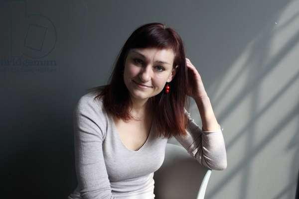 Portrait of Katerina Tuckova 25/03/2018