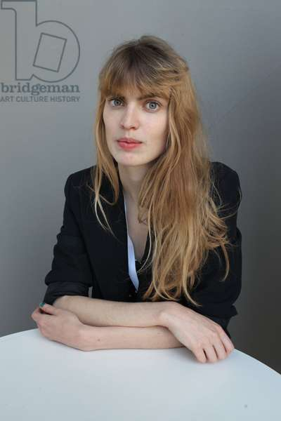 Portrait of Blandine Rinkel 11/05/2018