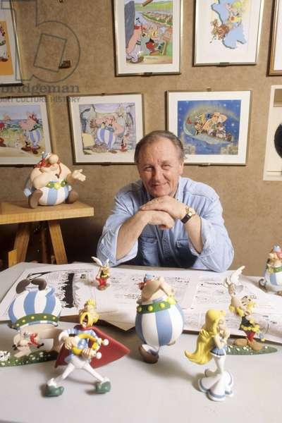 Albert UDERZO - Date : 19981101