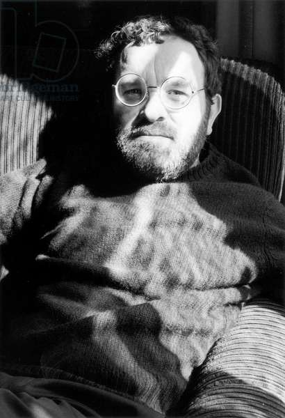 Portrait of Fernando Arrabal -March 1977